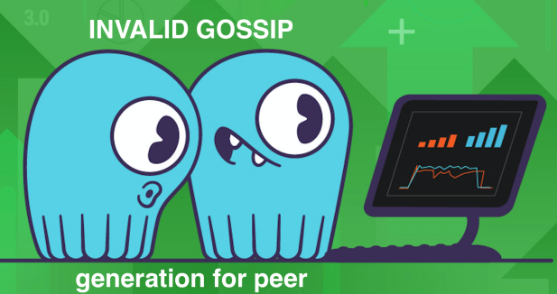 Scylla : received an invalid gossip generation for peer [How toresolve]